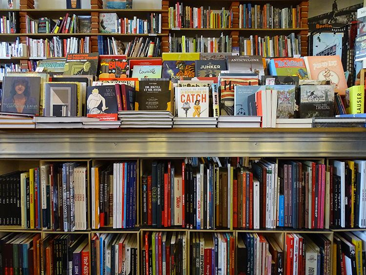 Rencontres nationales de la librairie 2016