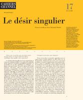 thumbnail of Cahier17