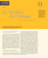 thumbnail of Cahier24