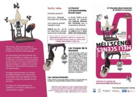 thumbnail of programme Meliscenes 2017